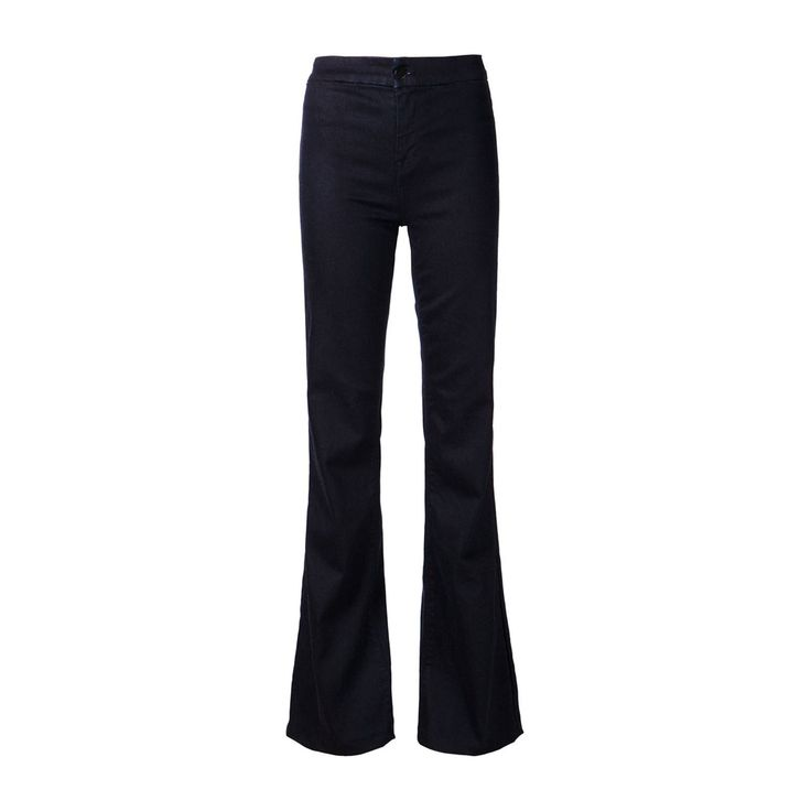 J Brand Flared Trousers, $210, available at Farfetch.