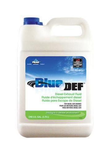 Peak DEF003 Blue DEF Diesel Exhaust Fluid 1 Gallon