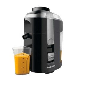 Are you looking for juice and juice only? Well, this juicer has a smart technology that seeps through every inch of pulp and give you fresh juice only. The pulp is collected in a separate container just in case you need it for other activities. Assembling this machine is simple & easy thanks to its modular design.