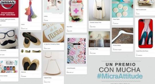 (Campagne) Nissan Micra - #MicraAttitude | Marketing online