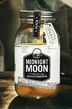 Midnight Moon has released a peach moonshine. | New ...
