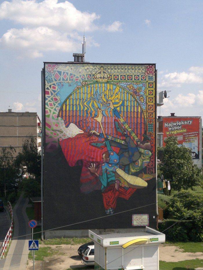 Poland street art (Etam Cru) - Imgur