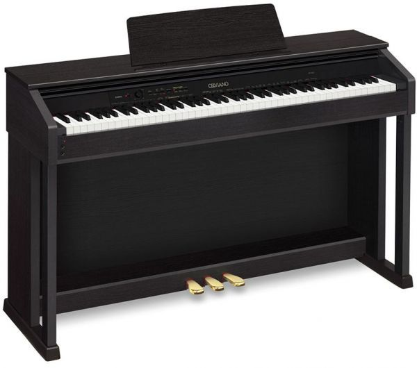 CASIO AP460BK Pianos, price, review and buy in Dubai, Abu Dhabi and rest of United Arab Emirates | Souq.com