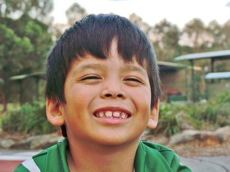 Cheeky Boy Photo by Glenda Bilaoen Gaerlan -- National Geographic Your Shot