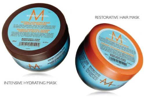 Moroccan Oil Hair Masks--Need to try , I've tried one of the products from this brand and I loved it but I didn't try this one !