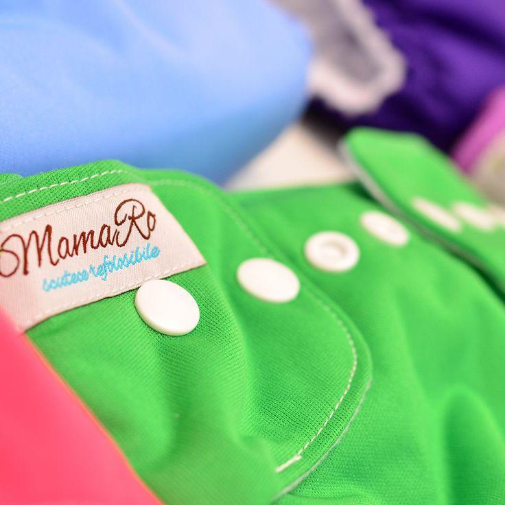 Scutecele MamaRo - un brand autohton