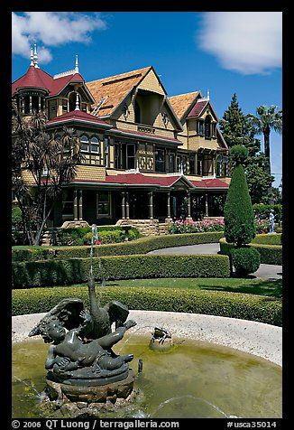 31 Best Images About Winchester Mystery House On Pinterest