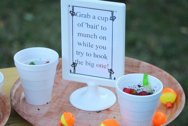 """Camping / Birthday """"Great Outdoors party!""""   Catch My Party"""