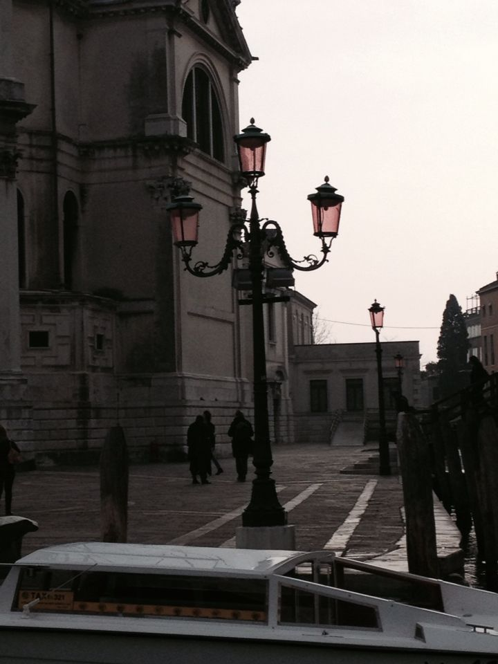 Street lights of Venice