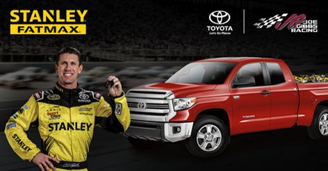 Stanley Tools - Win a 2017 Toyota Tundra with a Bed Full of Tools - http://sweepstakesden.com/stanley-tools-win-a-2017-toyota-tundra-with-a-bed-full-of-tools/