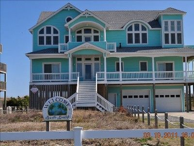 VRBO.com #241278 - Awesome Ocean Front Home W/Elevator - Priv Pool & Hot Tub