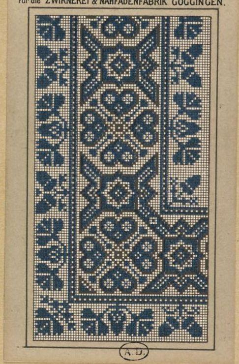Gallery.ru / Фото #78 - старинные ковры и схемы для вышивки - SvetlanN