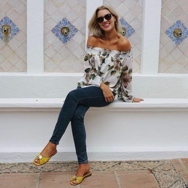 "10.8 k gilla-markeringar, 73 kommentarer - Isabella Löwengrip (@isabellalowengrip) på Instagram: ""Conference in Marbella. Love my shoes from @flattered in collaboration with @michaelaforni"""