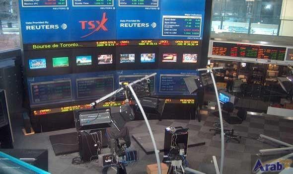 Canadian stock market closes at record high