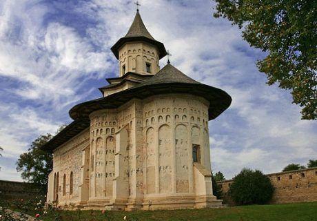 Probota Monastery