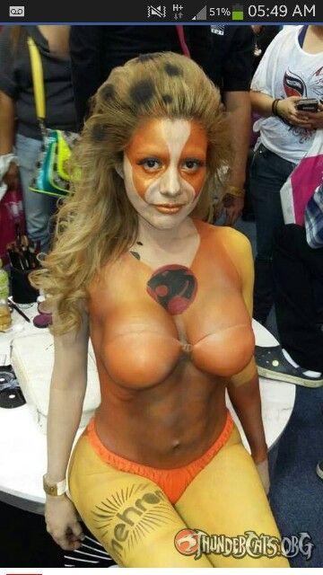 Chitara cosplay