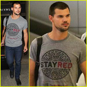 Taylor Lautner Will Appear at the 'Think It Up' Live Telecast. http://www.justjared.com/2015/09/07/taylor-lautner-will-appear-at-the-think-it-up-live-telecast/
