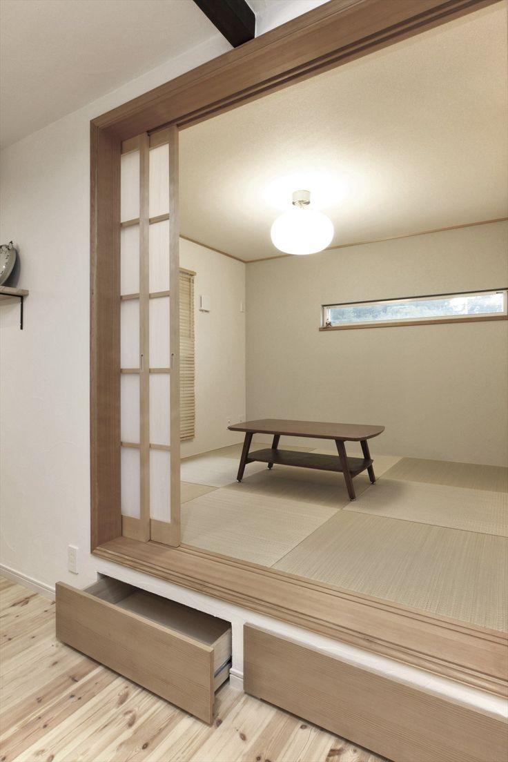 和室/畳スペース/小上がり/インテリア/注文住宅/施工例/ジャストの家/japanese room/interior/house/homedecor/housedesign