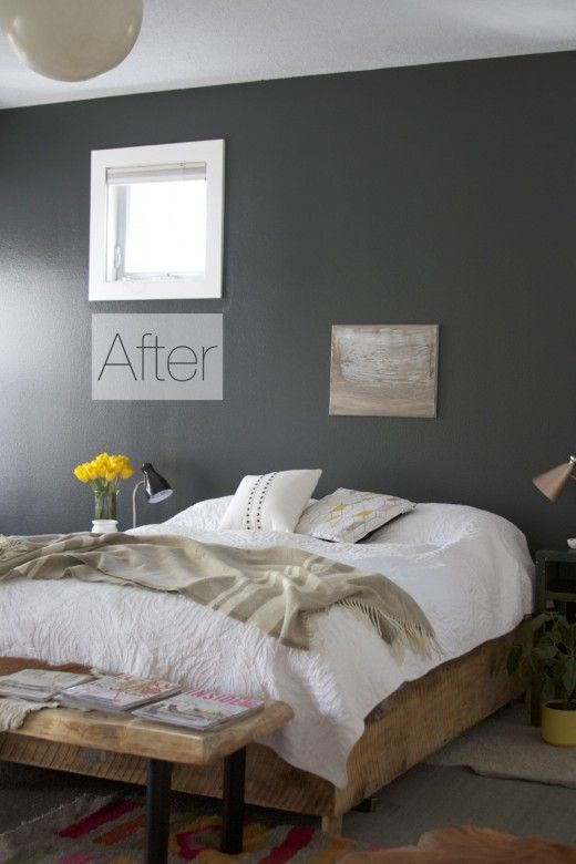17 best images about paint colors on pinterest halo - Painting bedroom walls different colors ...