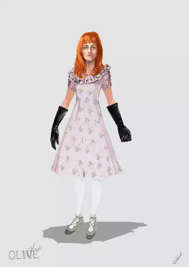 Colleen Atwood es la responsable del  vestuario de 'El hogar de Miss Peregrine para niños peculiares',la última película del maestro Tim Burton.
