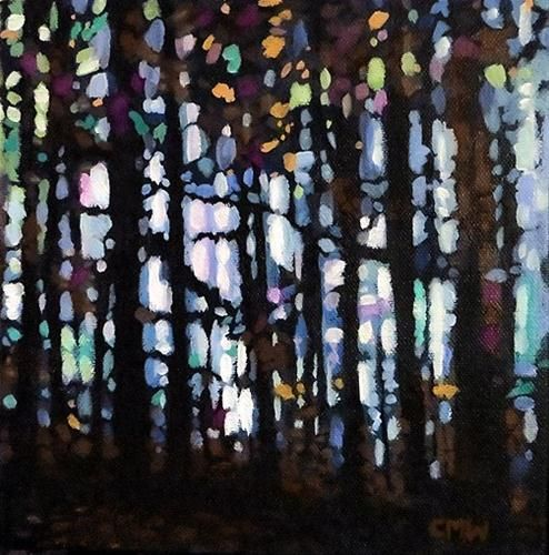 Original Fine Art For Sale: 22 Best Images About Abstract Forest On Pinterest