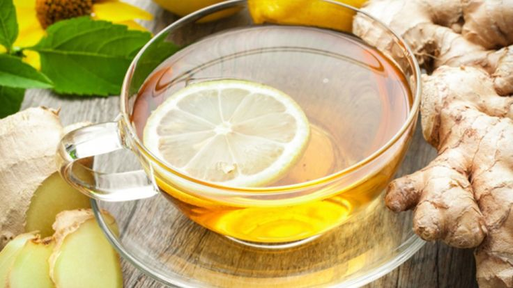 Fennel Seed Ginger Tea | The Dr. Oz Show