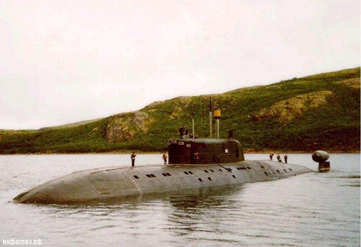 Титановые подводные лодки вернутся в состав ВМФ РФ - Мастерок.жж.рф