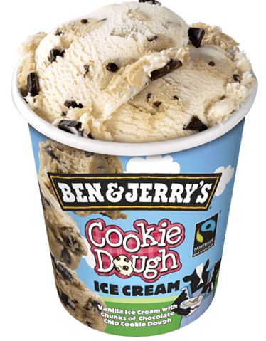 Cookie Dough Eiscreme | Ben & Jerry's