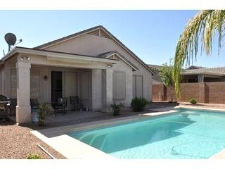 Heated Pool Fantastic view home on the Golf Course, Queen Creek | RentalHomes.com