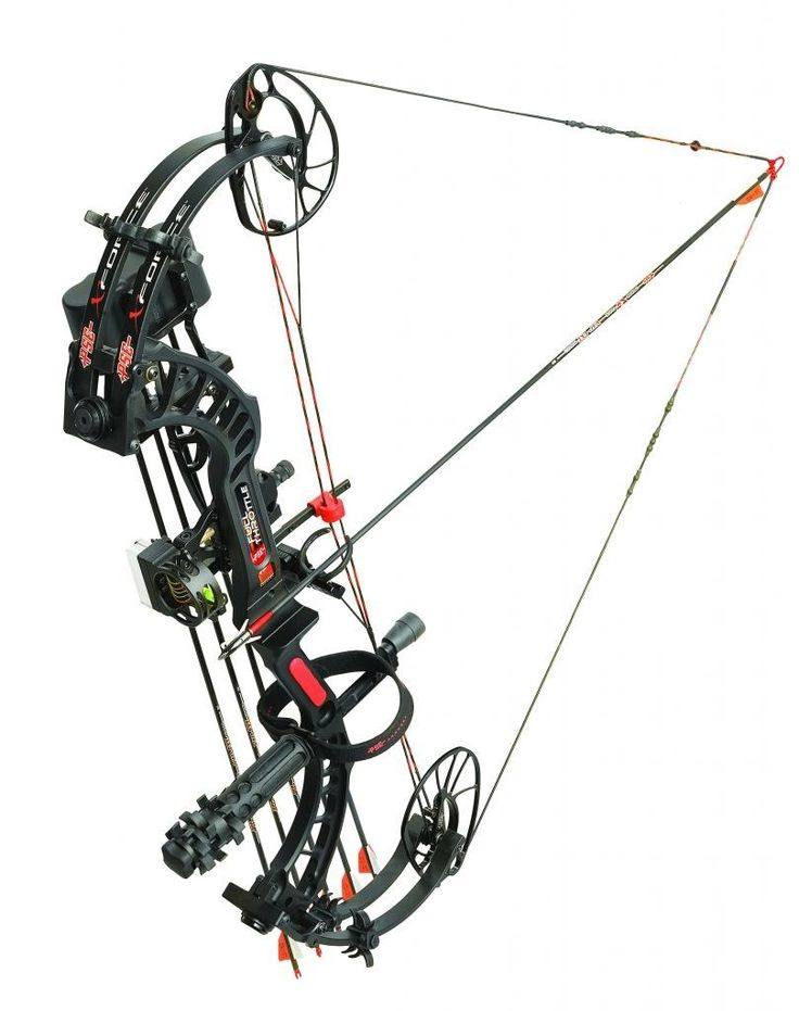 Full Throttle PSE 2014. With a claim of 370 FPS, this is arguably the fastest bow to date. Makes me wonder whether 400 FPS will be achieved any time soon...
