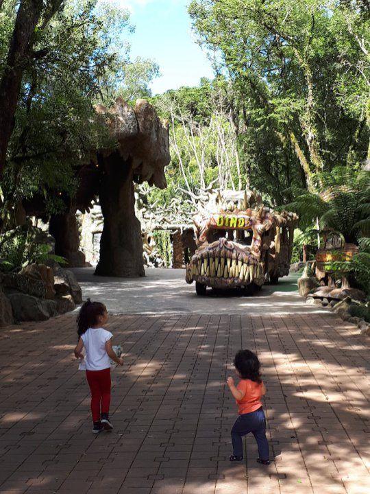 Gramado e Canela com crianças pequenas - Onde ir?  Parque Terra Mágica Florybal    #viagemcomcrianças #gramadoecanela #serragaucha