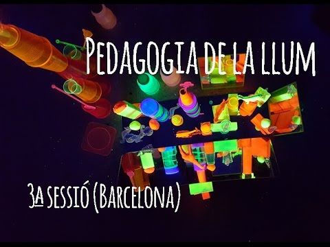 Pedagogia de la llum (3ªsessió) - YouTube