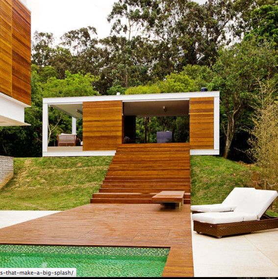 Steep Slope House Design Goes Vertical Just Like Trees: 20 Best Project Steep House Images On Pinterest