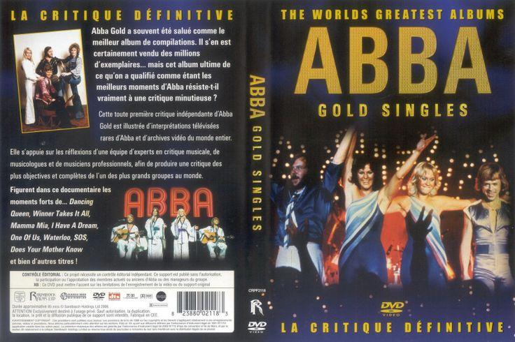 Full DVD de Videos Abba The Definitive Collection