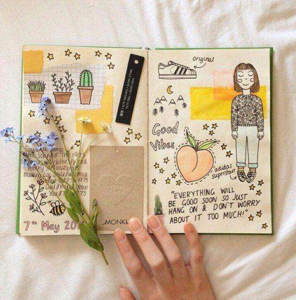 10 Razones Para Comenzar Un Diario Escribe Tus Emociones Y Vuélvete La Autora De Tu Vida Ideas De Diario Libreta De Apuntes Cuaderno De Recortes Artístico