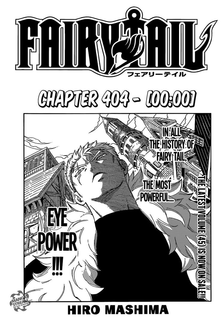 Fairy Tail 404 Page 1