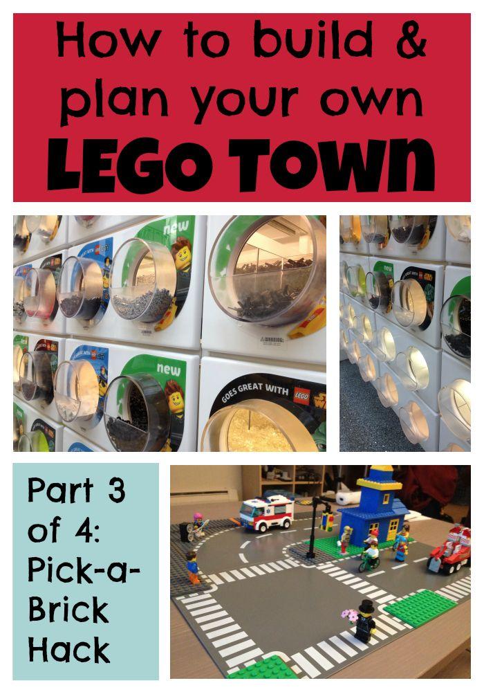 LEGO Town Pick a Brick Hack