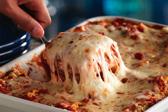 Discover this marvelously melty Classic Cheese Lasagna. Make this terrifically cheesy dish with ricotta filling, pasta sauce and noodles today!
