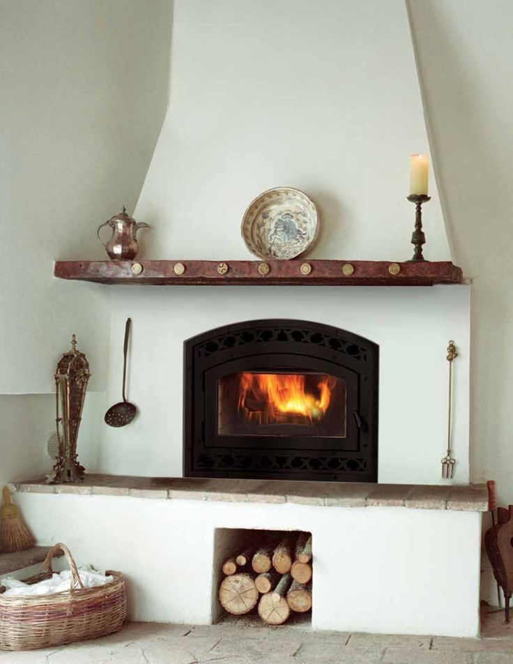 The 25 Best Wood Stove Fireplace Insert Ideas On Pinterest Wood Stove Surround Wood Burning