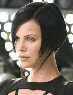 Aeon Flux- Haircut