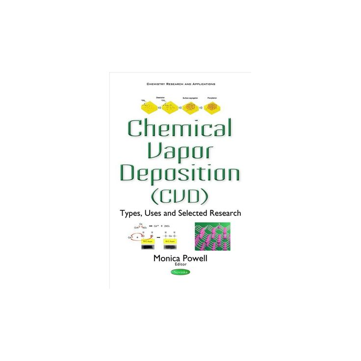 Chemical Vapor Deposition : Types, Uses and Selected Research (Paperback)