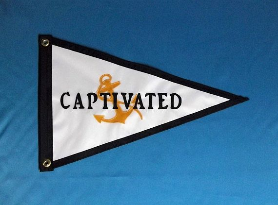 Pin On Custom Flags For Boats By The Flag Chick