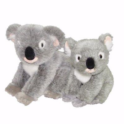 Koala Eucalypt plush toy