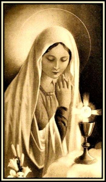 Mary...