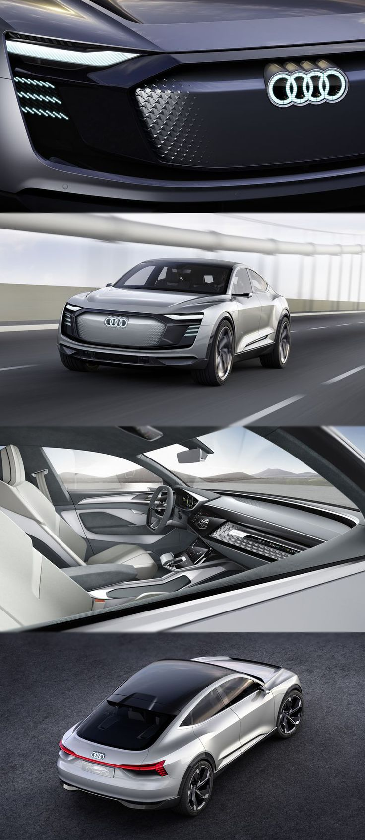 Audi s new electric car for more deatil http germancarsenginesrepairservice blogspot