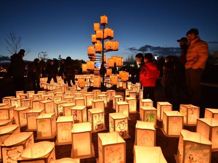 Το τσουνάμι στην Ιαπωνία το 2011 - Ardan News