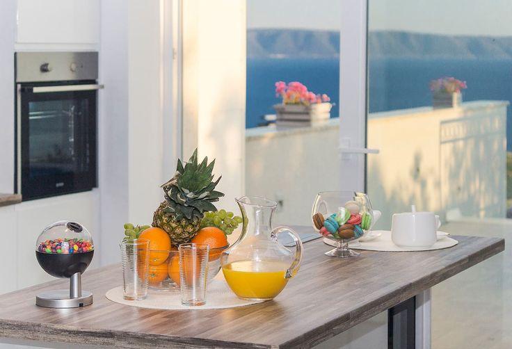 Villa Majestic Makarska w/ pool, gym & sea view - Vacation homes for Rent in Krvavica, Splitsko-dalmatinska županija, Croatia