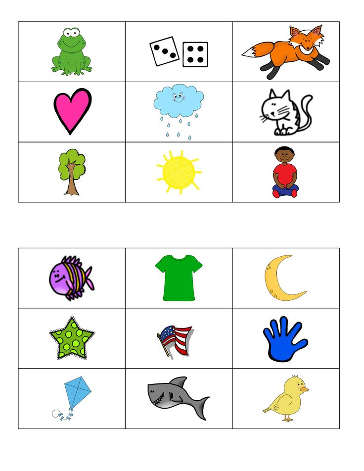Phoneme Segmentation Fluency Practice Cards Student The