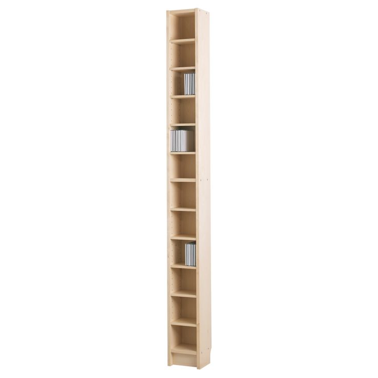 BENNO DVD Tower   Birch Veneer   IKEA; Saw This Used As A Shoe Storage