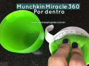 Mecanismo Funcionamento Copo Treinamento Munchkin Miracle 360_por dentro